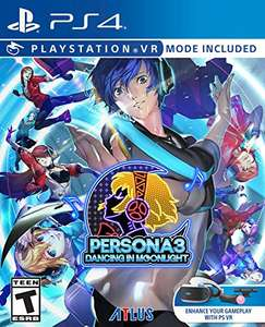 Amazon MX: Persona 3 Dancing in Moonlight