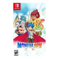 Walmart: Monster Boy and the Cursed Kingdom Nintendo Switch
