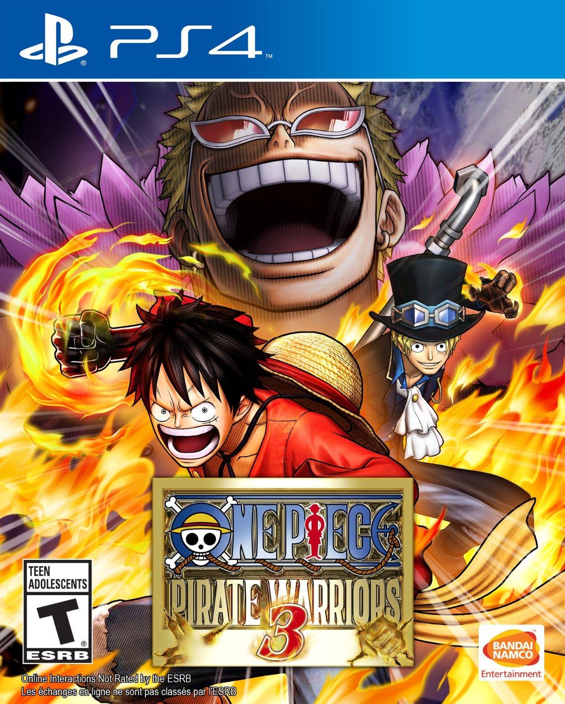 AMAZON MÉXICO: One Piece: Pirate Warriors 3 $336