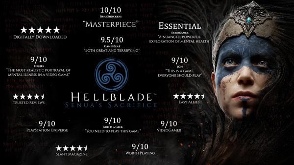 Steam: Hellblade: Senua's sacrifice Steam