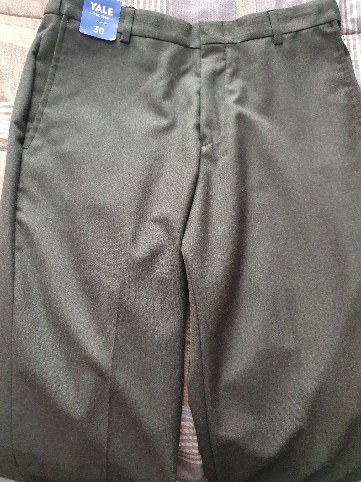 Walmart - Pantalón Yale de cintura ajustable