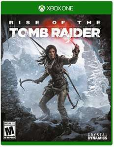 Amazon México: Rise of Tomb Raider