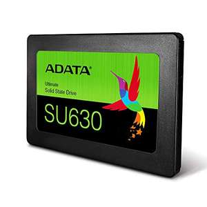 Amazon ADATA ASU630SS-480GQ-R Solid State Drives, 480 GB, 2.5-Inch, Negro