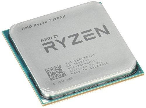 Amazon: AMD Ryzen Procesador 7 1700x, S-AM4, 3.40GHz, 8-Core, 16MB Cache