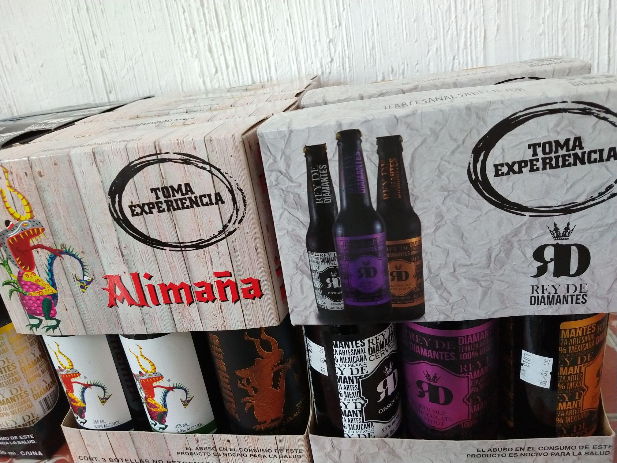 Walmart: Cerveza Alimaña