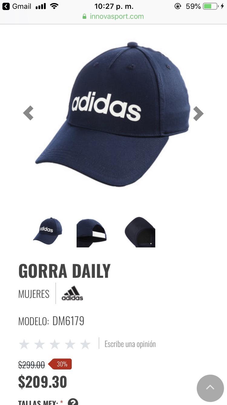 Innovasport: Gorra Adidas