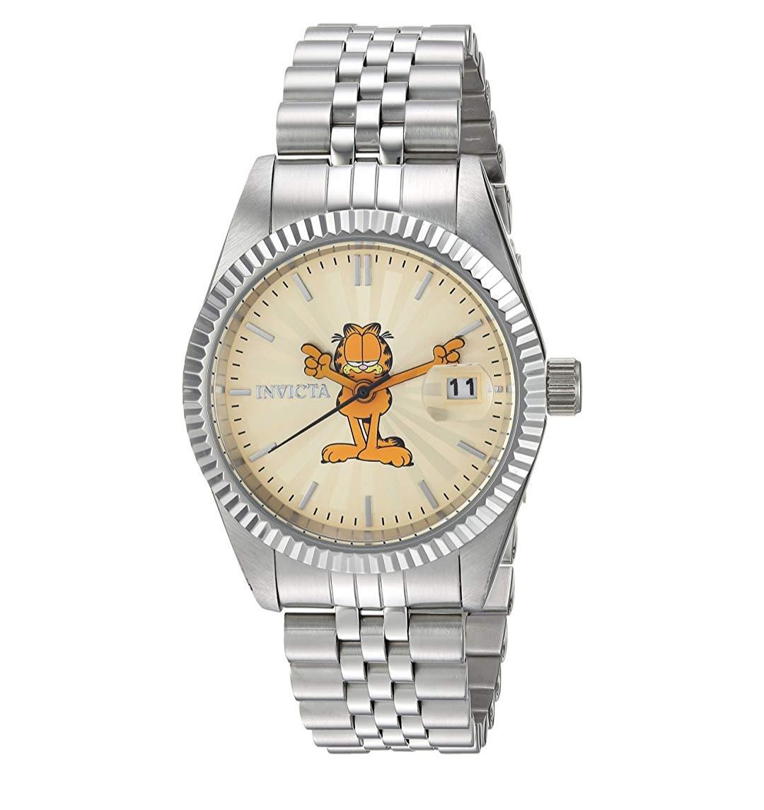 Amazon: Reloj Invicta Women's Quartz Stainless Steel Casual Watch