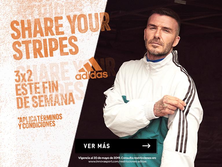 Innovasport: Adidas promocion 3x2