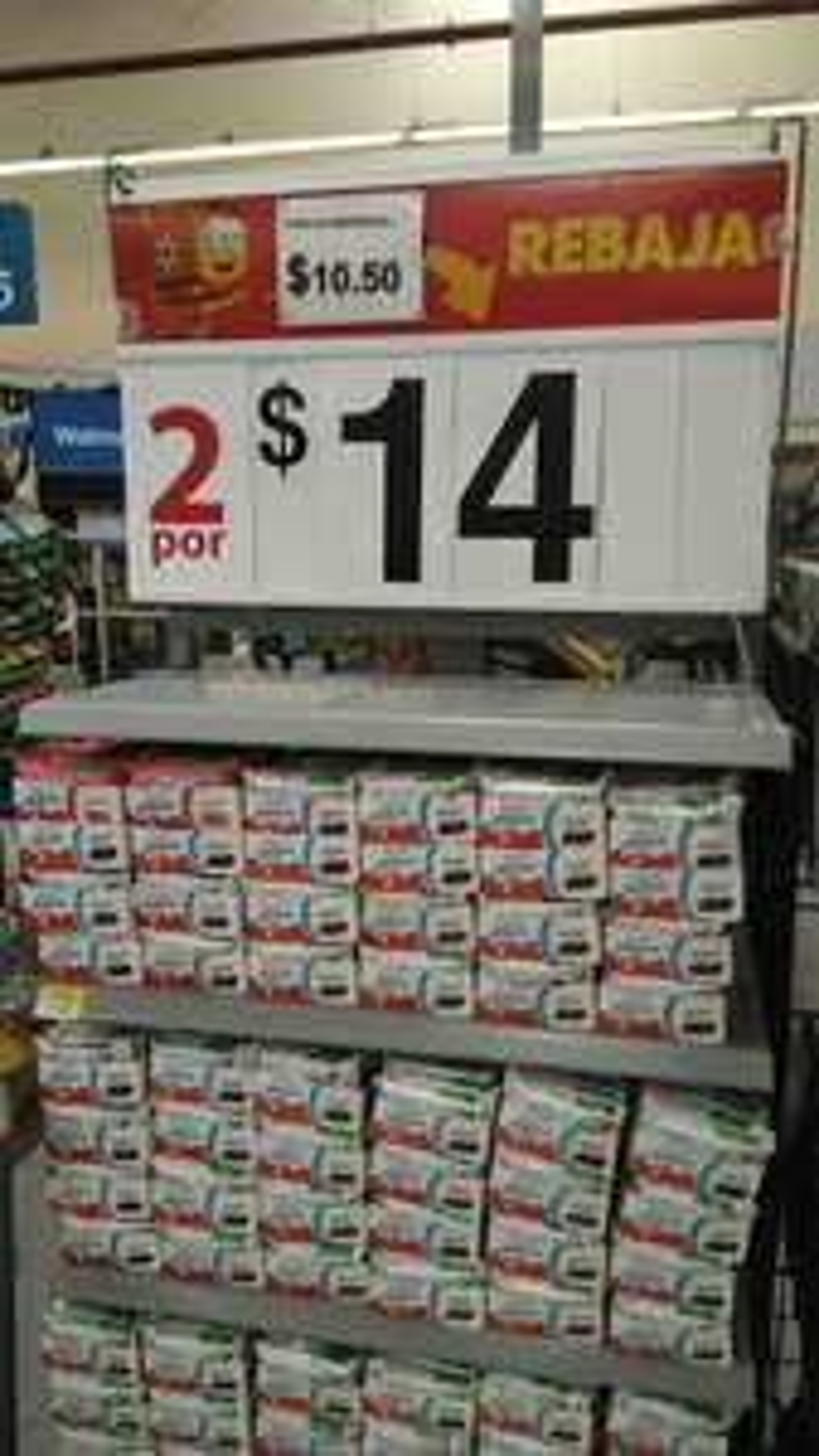 Walmart SLP kinder delice
