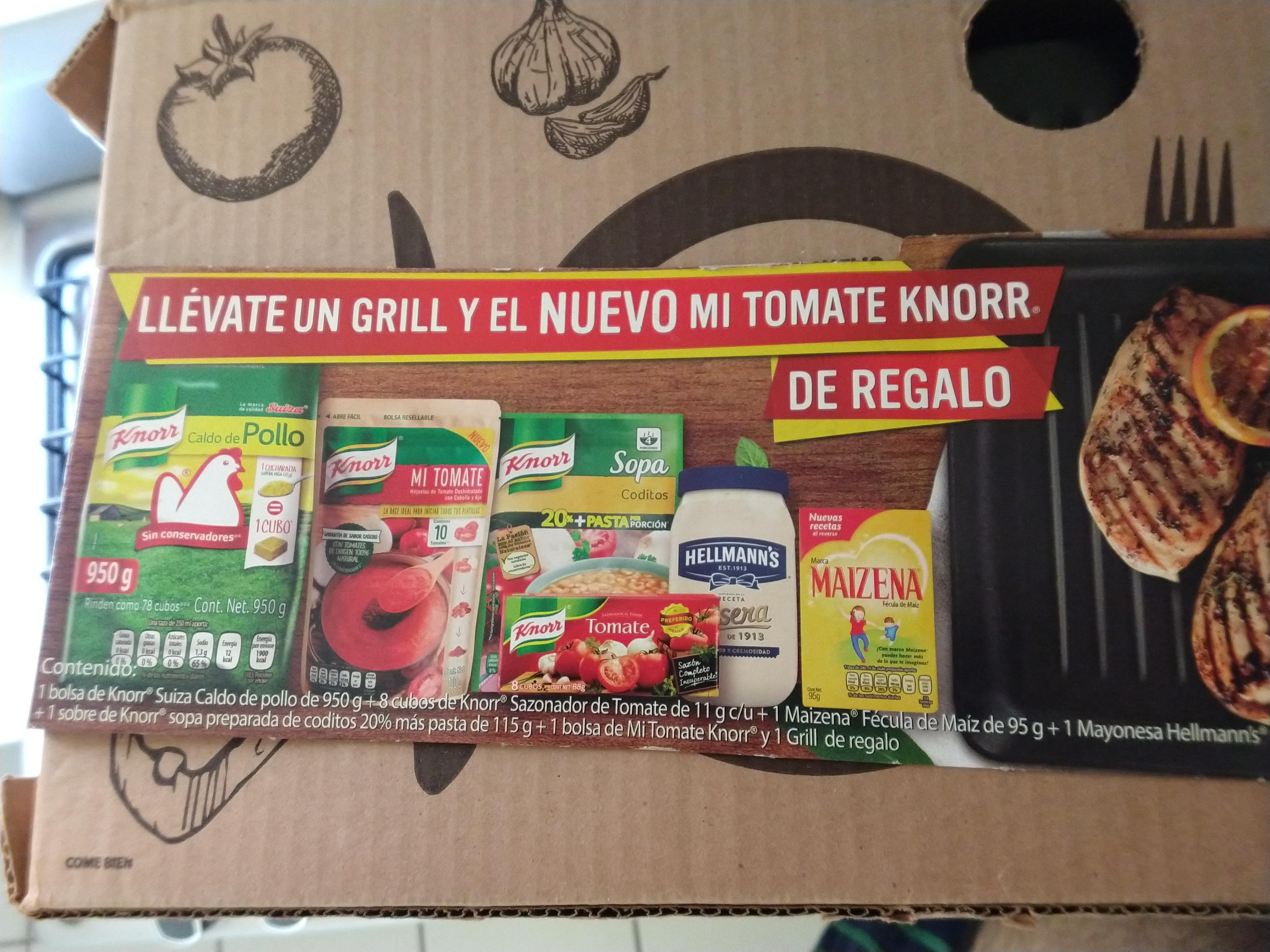 Bodega Aurrera Saltillo Sur- Kit Culinario Knorr y más!