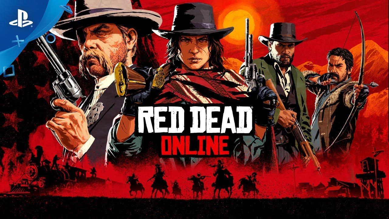 Play Station: Red Dead Online, Juega sin PS Plus hasta el 27* de Mayo