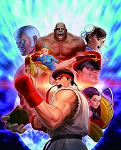 Amazon: Street Fighter - 30th Anniversary Collection - Nintendo Switch