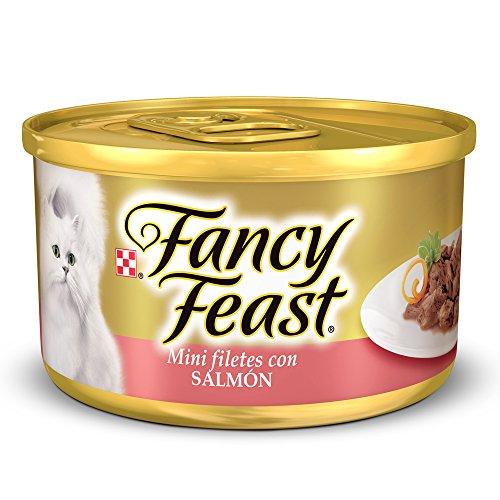 Amazon MX - Paquete de 24 latas Fancy Feast a $17 + $99 de Envío