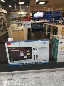 Best buy ; TLC 49'' 4K