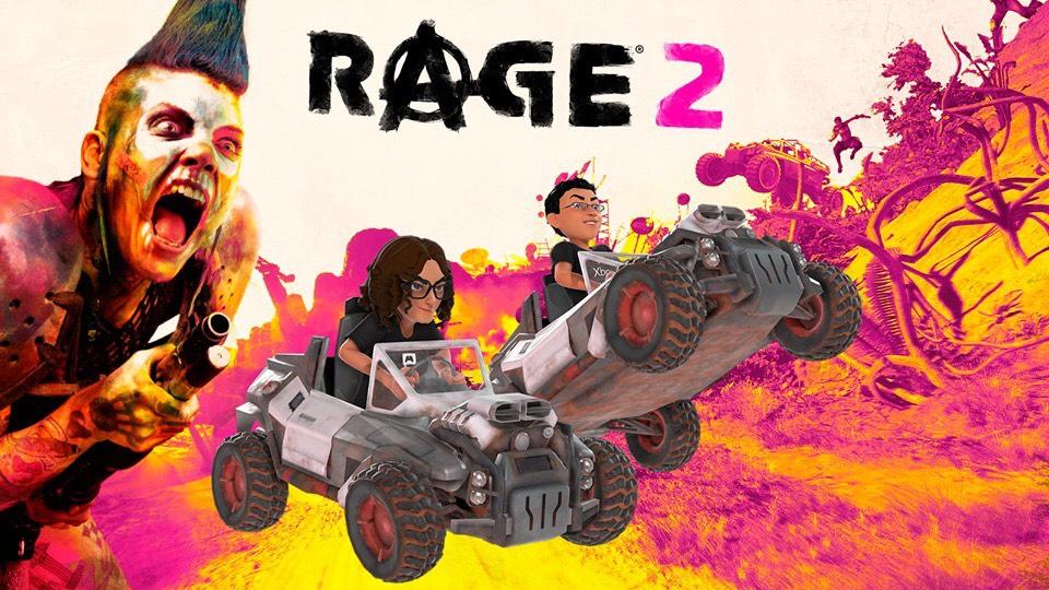 Microsoft Store: Avatar de carro para RAGE 2 Phoenix GRATIS