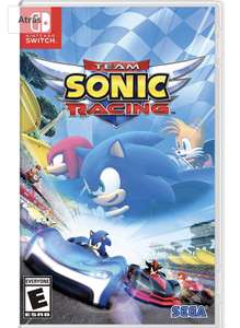 Amazon USA: Sonic Team Racing  para Switch, Xbox One y PS4