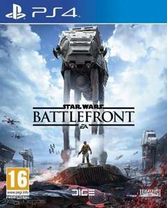 Gamers: Starwars Battlefront para PS4