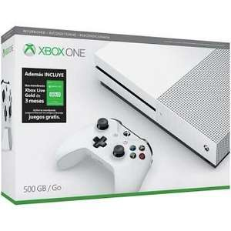 Chedraui en línea: Consola Xbox One Refurbished desde $3556 y Xbox One con PES 2019 a $5,596