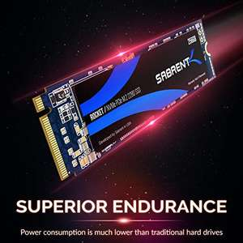 Amazon USA: Sabrent 256GB Rocket NVMe PCIe M.2 2280