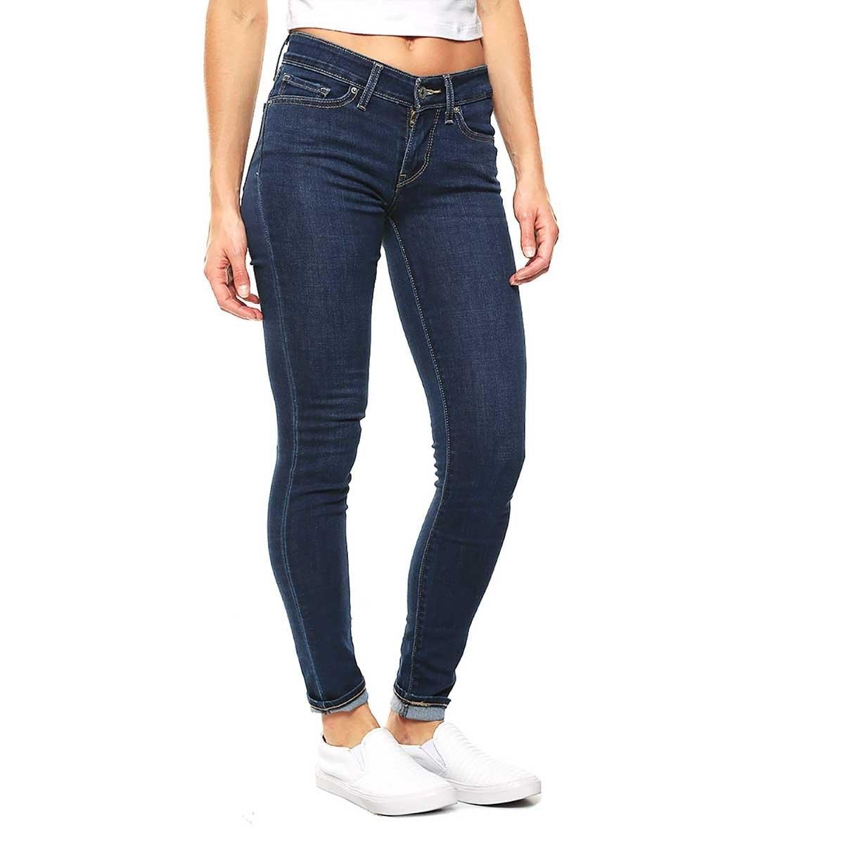 Claro Shop: Jeans 711 Skinny Levi's DAMA