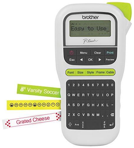 Amazon: Brother Easy Portable Label Maker por $212 pesos