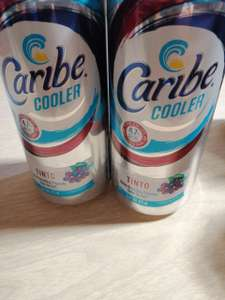 Oxxo: Caribe Cooler 2*1 Tinto