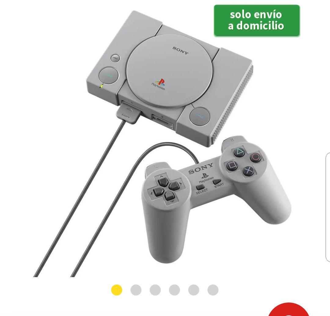 Elektra: PlayStation classic mini