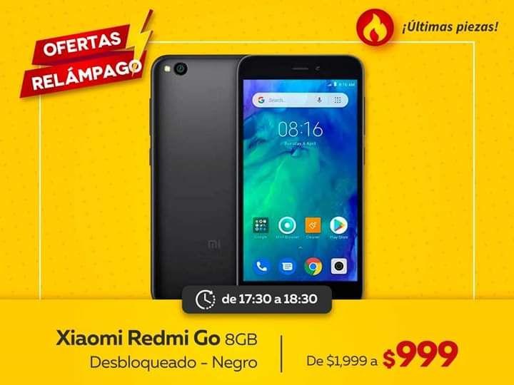 Elektra: Xiaomi Go 8Gb
