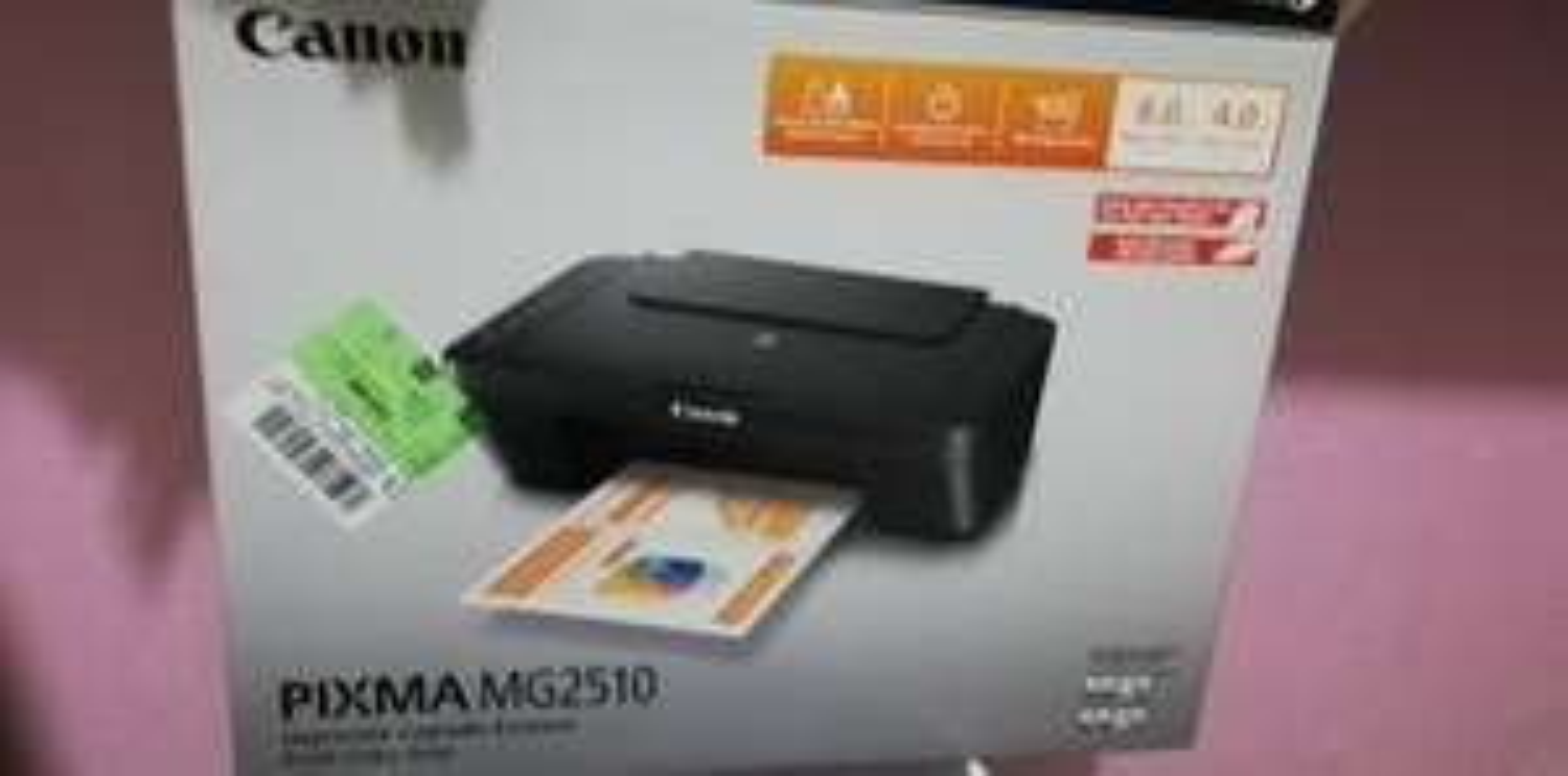 Bodega Aurrera: Impresora multifuncional Canon Pixma MG2510