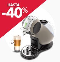 Best Buy: Hasta 40% de descuento en cafeteras Dolce Gusto