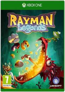 Microsoft Store: Rayman Legends Xbox One