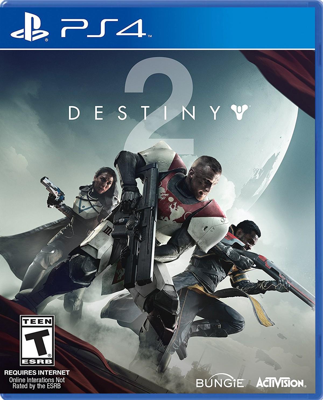 Game Planet: Desteny 2 para PS4
