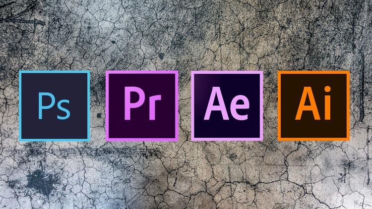 Udemy: Adobe Masterclass: Illustrator, Photoshop & After Effects GRATIS (Con certificado)