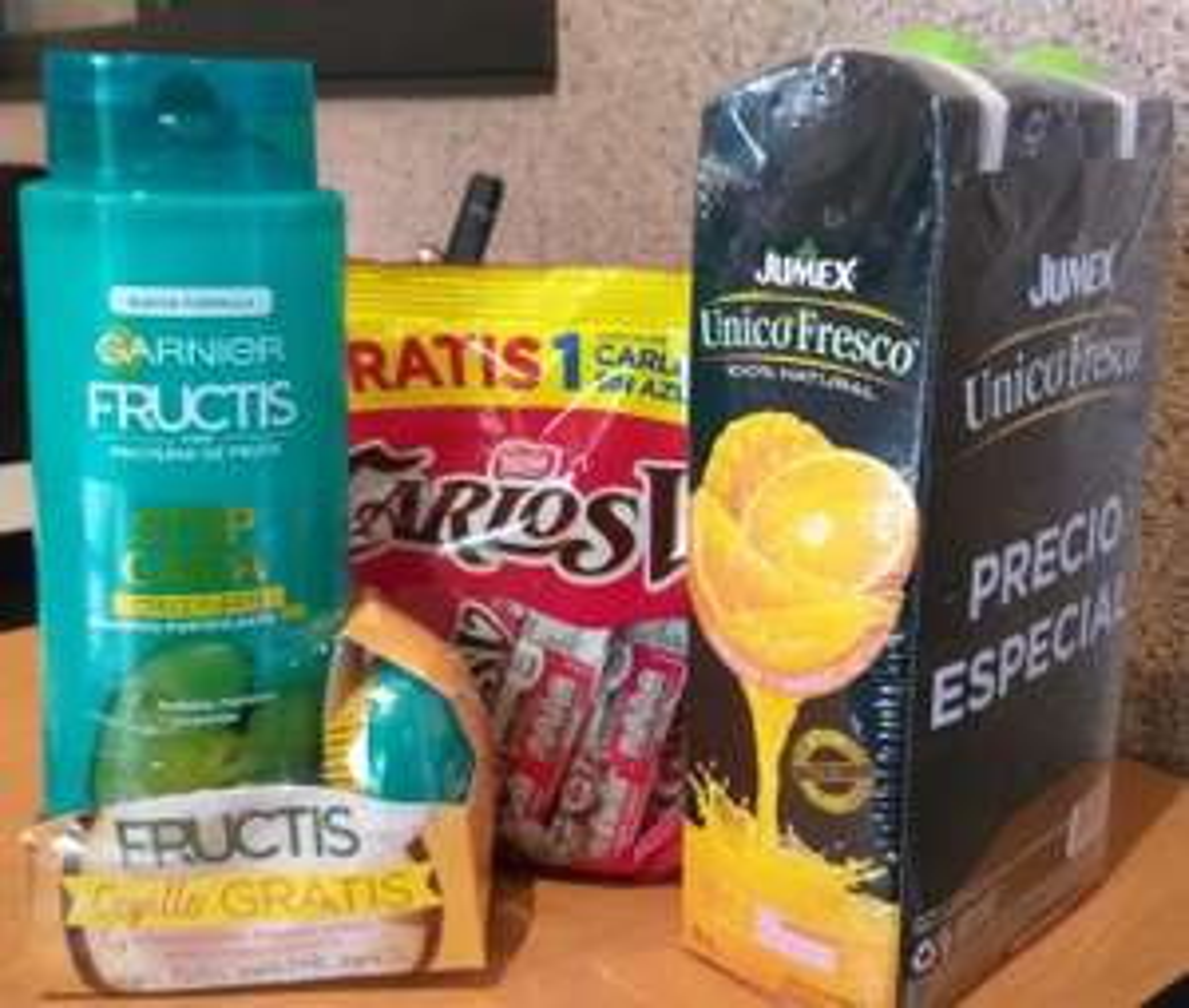 Shampoo Fructis - Walmart