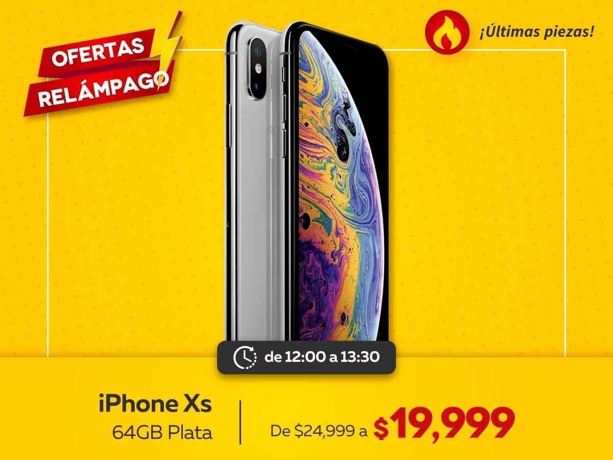 elektra Iphone xs 64gb plata
