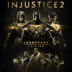 PSN: Injustice 2 - Legendary Edition