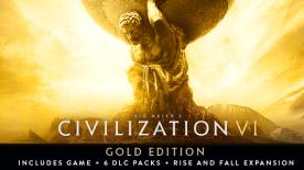 GMG: Sid Meier's Civilization® VI® Gold Edition -70%