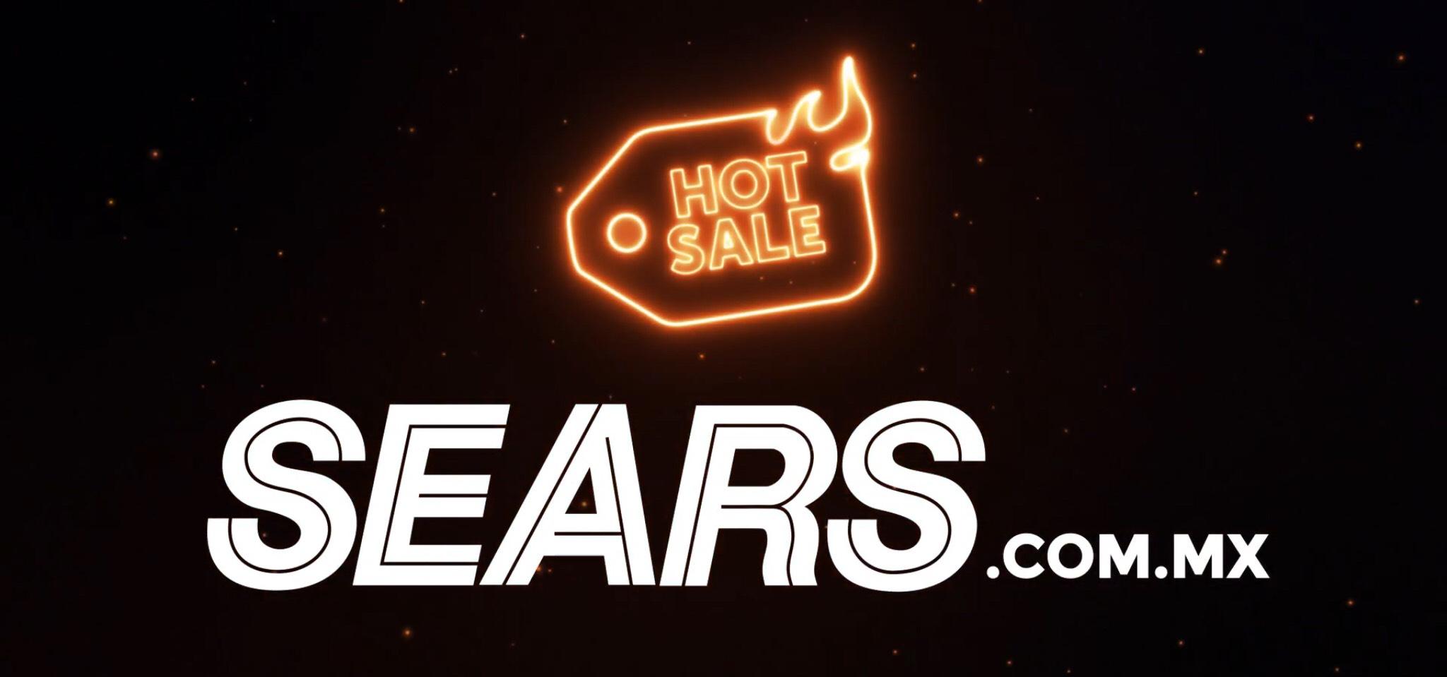 Hot Sale en Sears: Ofertas generales