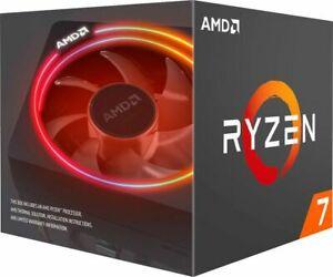 Ebay: Procesador AMD Ryzen 7 2700x Octa-Core 3.7 GHz con Wraith Prism Led