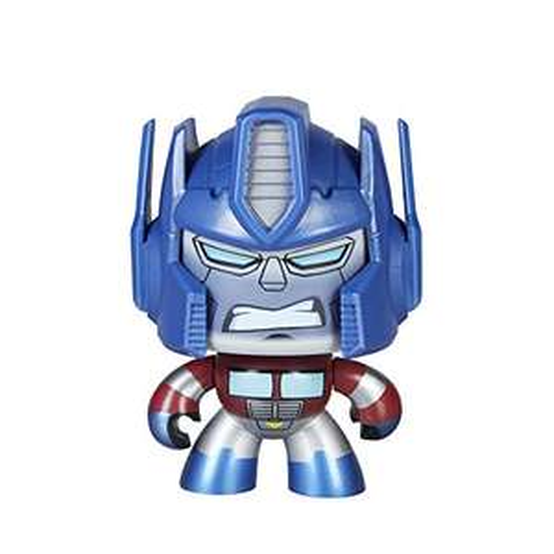 Amazon: Transformers Figura Mighty Muggs Optimus Prime