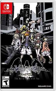 Amazon: The World Ends With You: Final Remix - Nintendo Switch - Standard Edition
