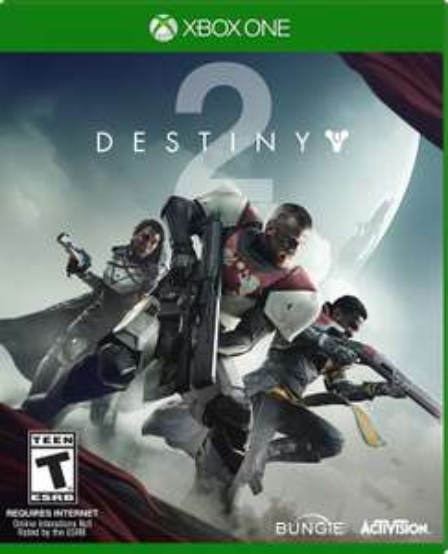 Game Planet: Destiny 2 Xbox One