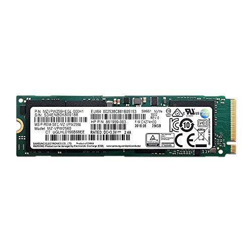 Amazon USA: Samsung SM961  256GB NVME M.2 2280