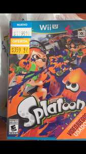 The B Store: Splatoon a solo 359 (blockbuster)