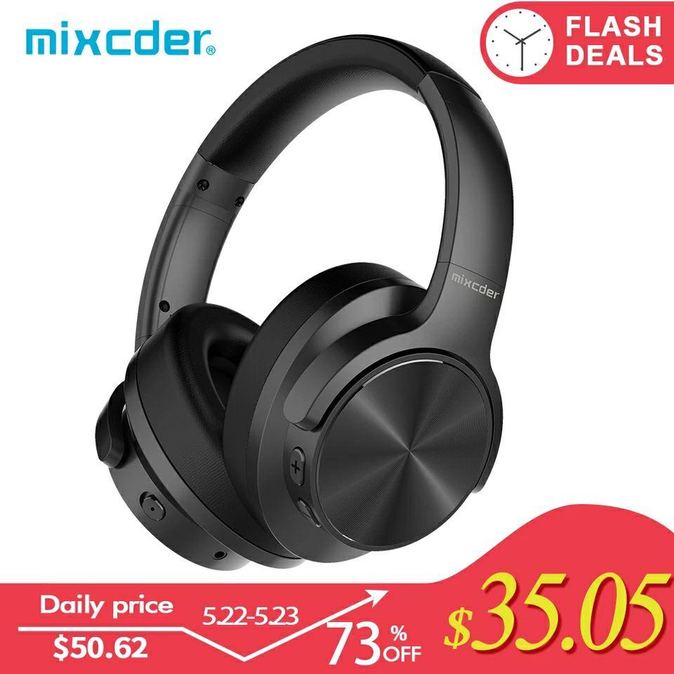Aliexpress: Audífonos Mixcder E9