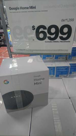 Best Buy: Google Home mini