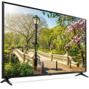 "Chedraui Pantalla LG 49"" smart tv"