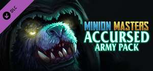 Steam: Minion Masters - Accursed Army Pack (Gratis)