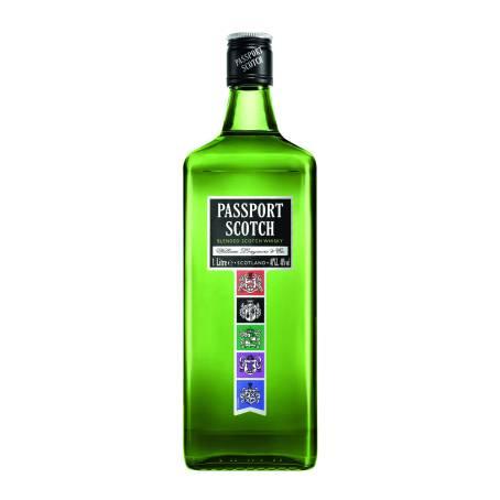 Sams Club: Whisky Passport 1lt, comprando 6. Ó $128.99 comprando 1pza