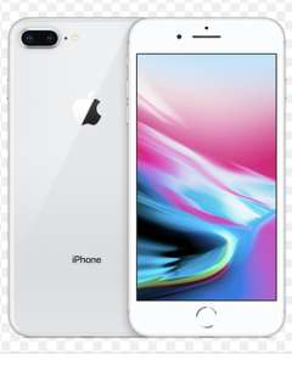 Walmart: iPhone 8 Plus 64 GB Silver (Pagando Con Bancomer)